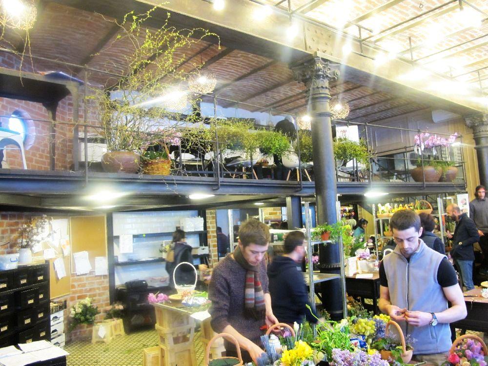 adelaparvu.com despre atelierul designerului florist Nicu Bocancea, Foraria Iris, design interior Pascal Delmotte (80)