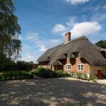 adelaparvu.com despre casa cu acoperis de stuf, casa veche sec XVII Anglia modernizata, design interior Icon Interios, Foto Steve Russell Studios (1)