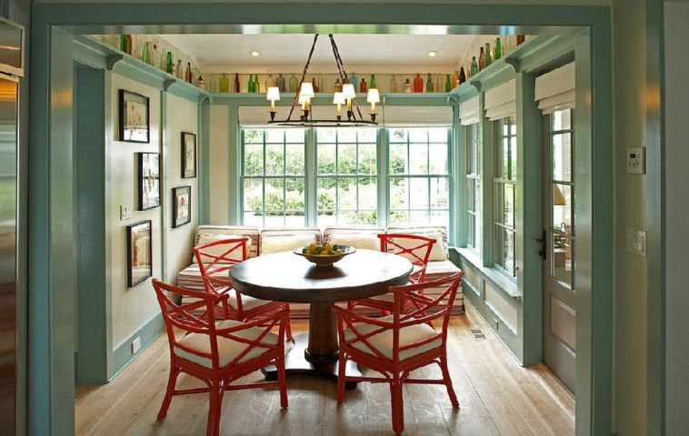 adelaparvu.com despre casa in Hamptons, arhitectura Historical Concept, designer interior Steven Gambrel, Foto Marco Ricca (10)