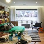 adelaparvu.com despre pat in living, design interior Fernanda Marques (3)