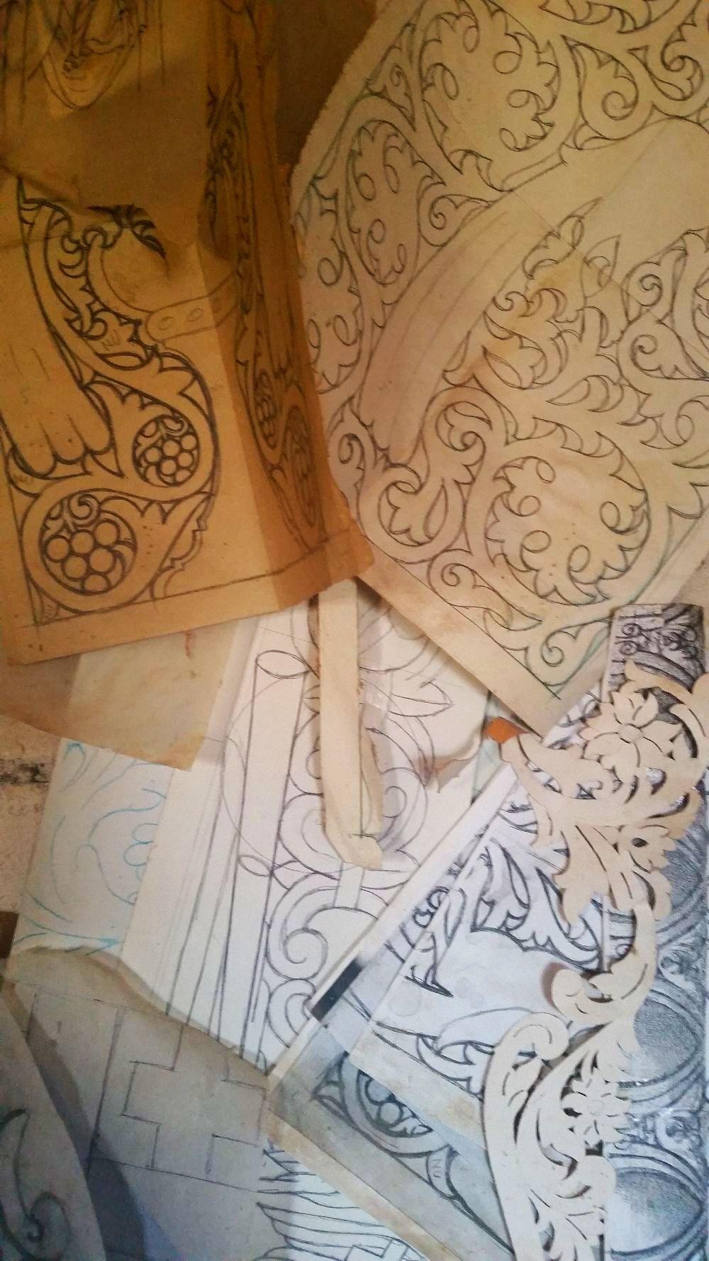 adelaparvu.com despre sculptorul in lemn Ion Moise din Topoloveni (27)