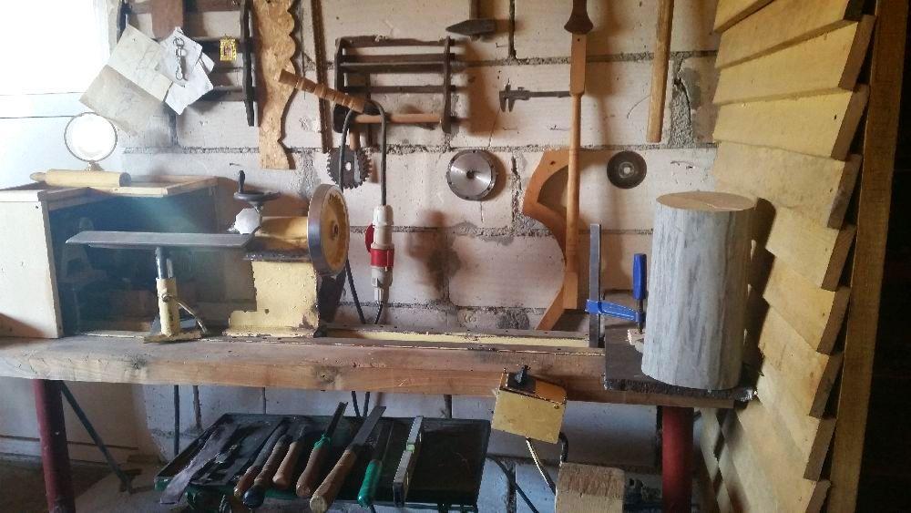adelaparvu.com despre sculptorul in lemn Ion Moise din Topoloveni (39)