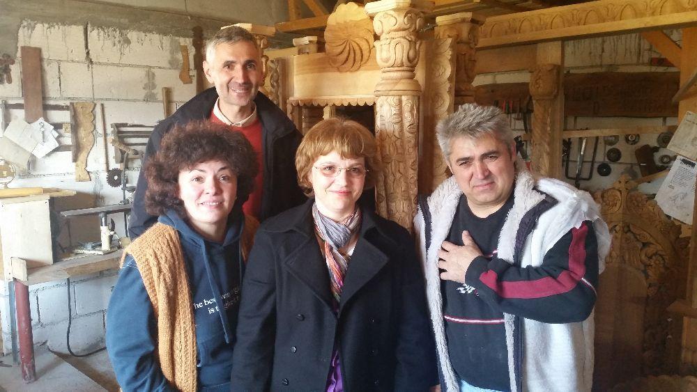 adelaparvu.com despre sculptorul in lemn Ion Moise din Topoloveni (43)