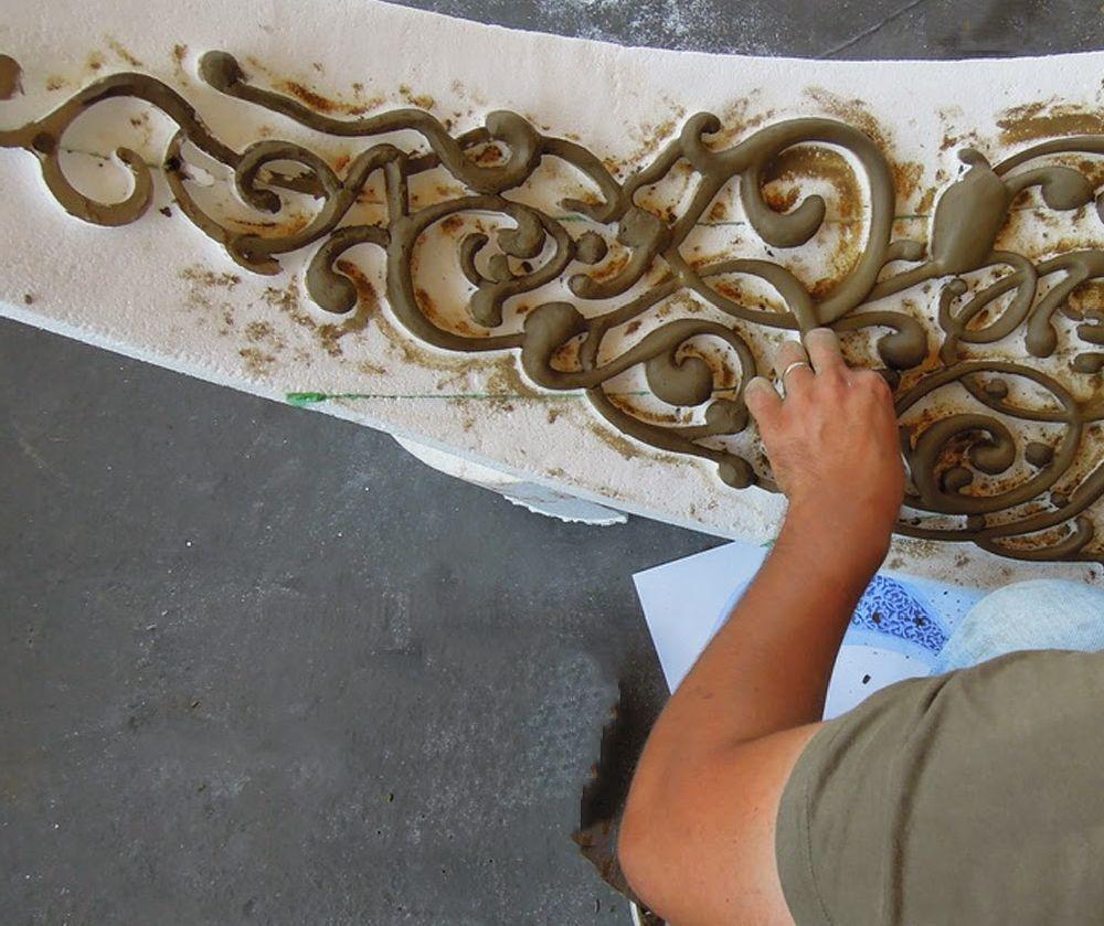 adelaparvu.com despre profile decorative si ornamente pentru fatade si interior, design CoArtCo (15)
