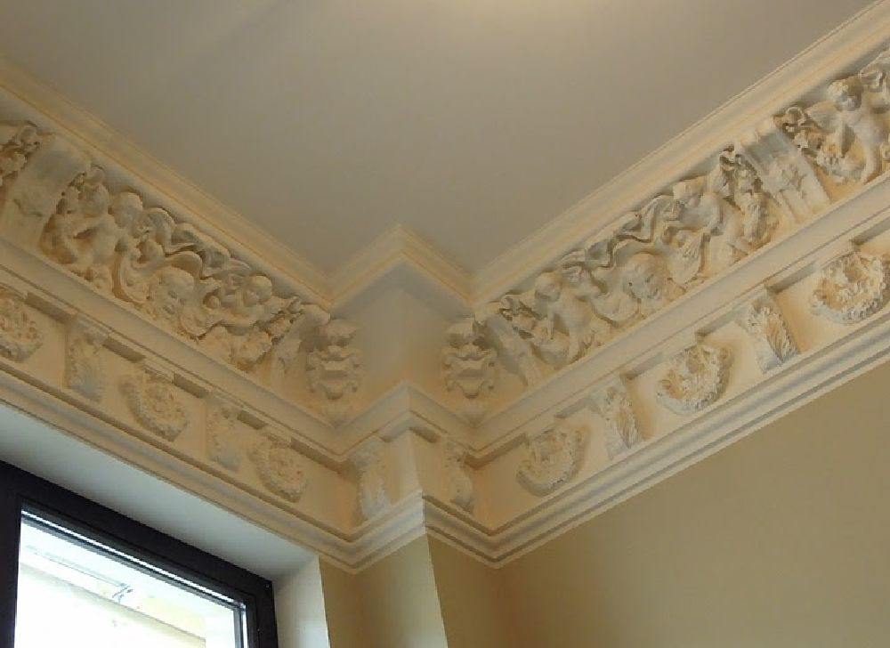 adelaparvu.com despre profile decorative si ornamente pentru fatade si interior, design CoArtCo (9)