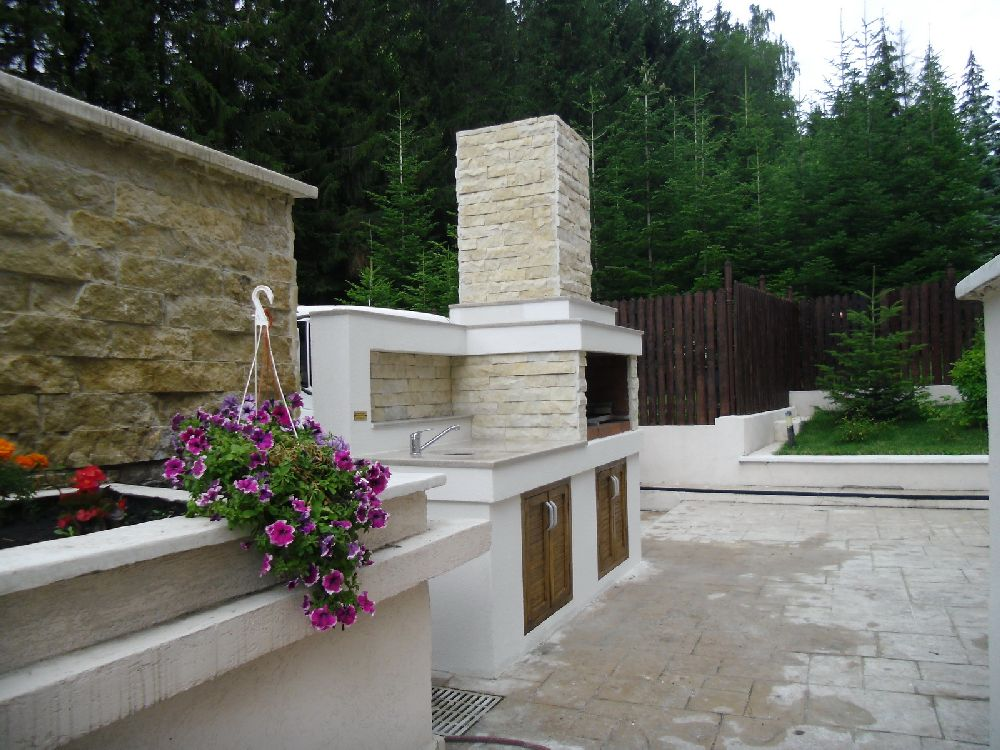 adelaparvu.com despre gratare zidite, design Gratarul Dragomir (19)