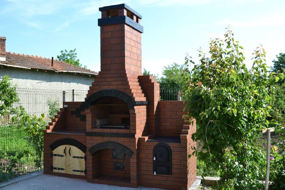 adelaparvu.com despre gratare zidite in gradina, design Gratarul Dragomir (7)