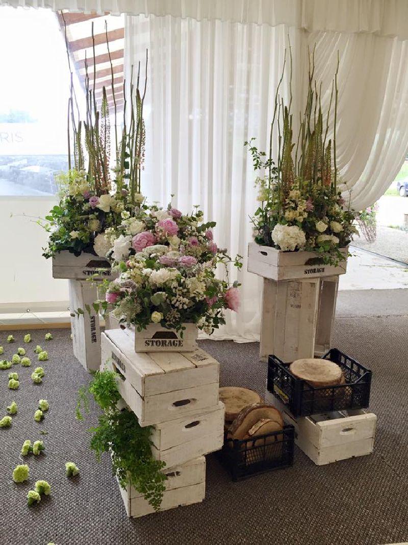 adelaparvu.com despre decor floral pentru nunta in cort, design floral Nicu Bocancea, Floraria Iris (9)