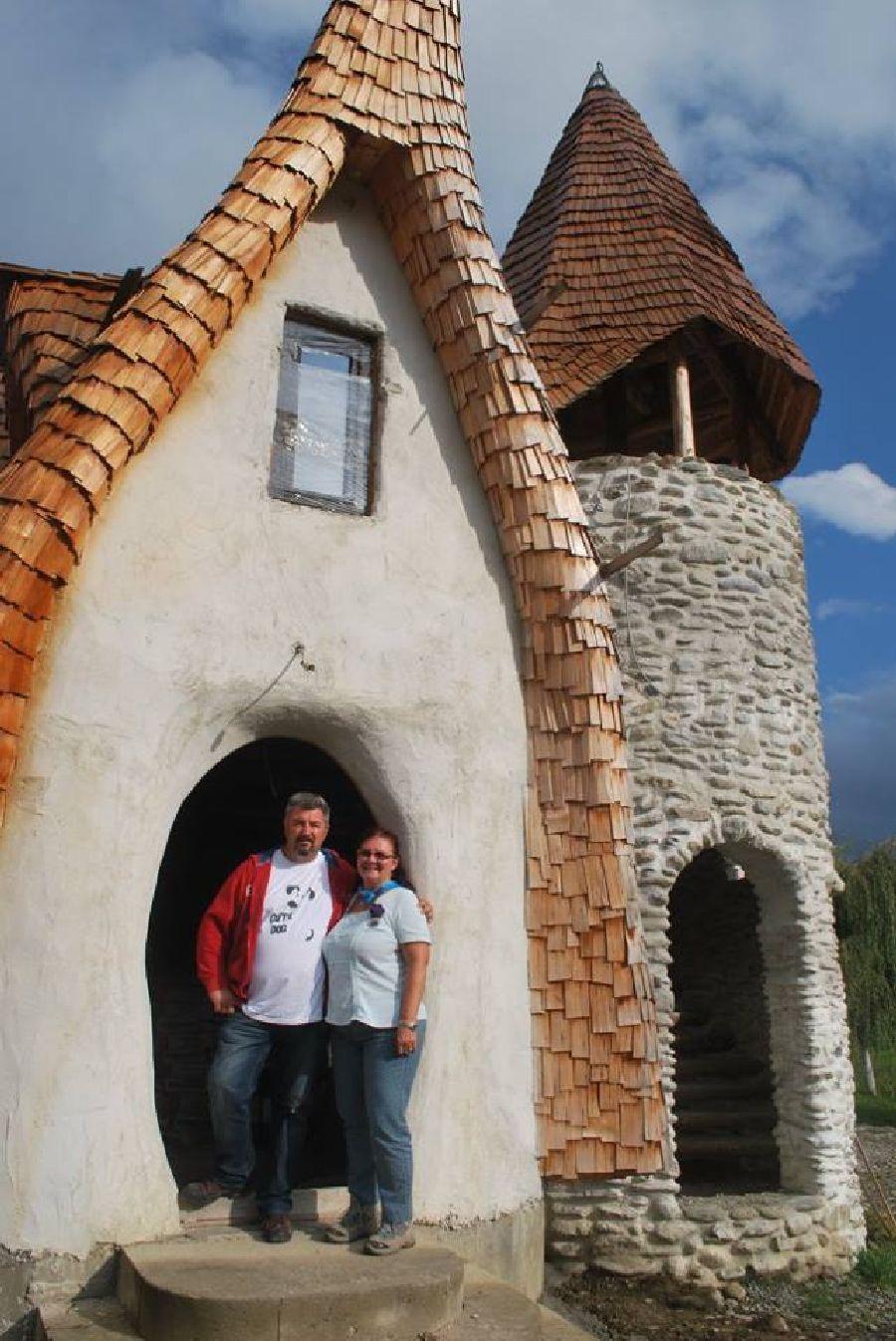 adelaparvu.com despre Castelul de Lut Valea Zanelor, Agroturistic Hotel, Romania, arhitectura Ileana Mavrodin (22)