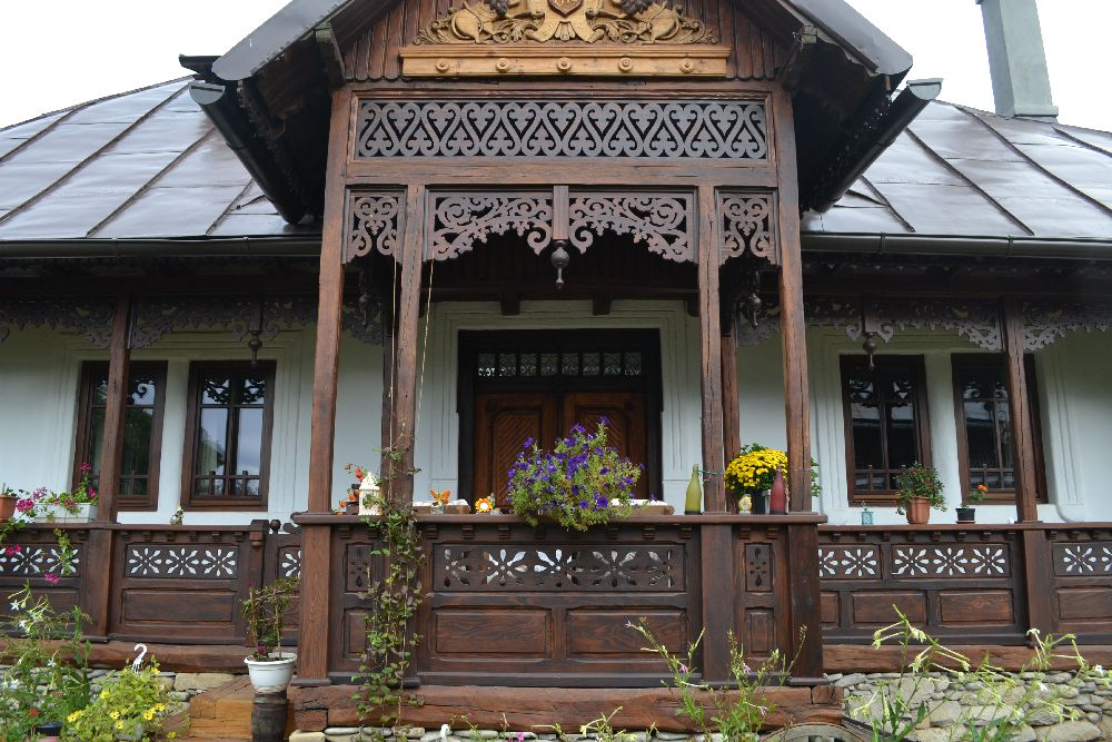 adelaparvu.com despre casa traditionala romaneasca refacuta din Prahova, Romanian traditional house, Prahova region (11)