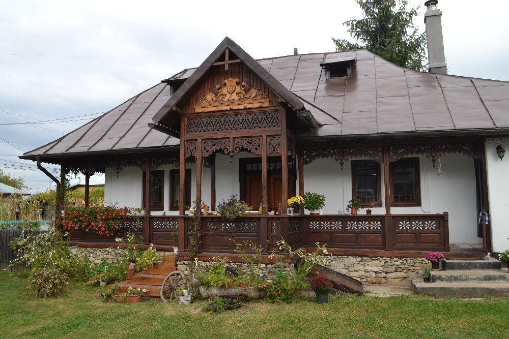 adelaparvu.com despre casa traditionala romaneasca refacuta din Prahova, Romanian traditional house, Prahova region (2)
