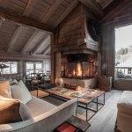 adelaparvu.com despre cabana de munte in Franta, Le chalet Zannier, Hotel Megeve (11)
