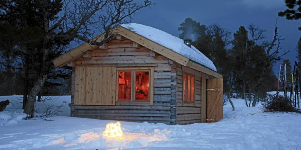 adelaparvu.com despre casa mica de vacanta, 11 mp, arhitectura Bendik Manum si arh Annelise Bjerkan, Foto Bendik Manum (9)