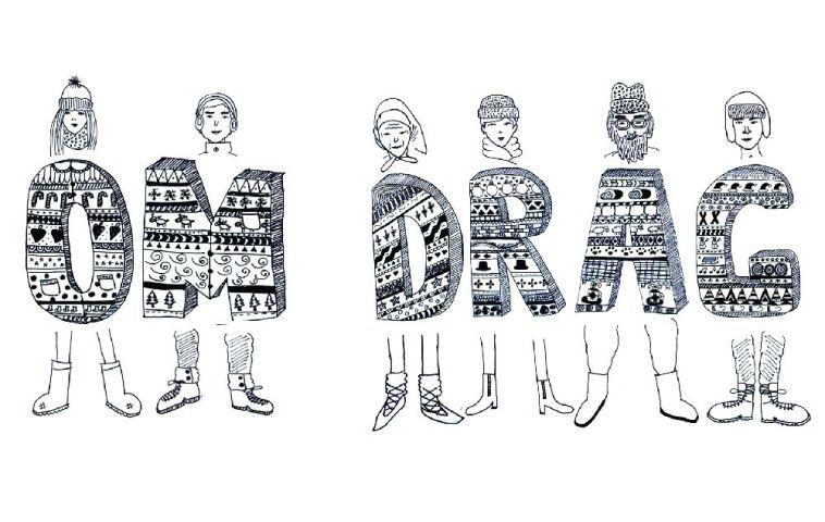 Om Drag felicitare creata de Laura Leonte