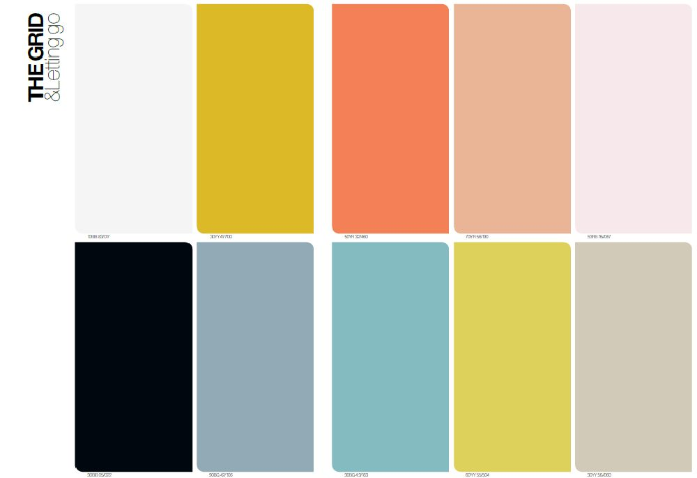 adelaparvu.com Color Trends 2016, The Grid and Letting go Trend from Dulux, Foto ColourFutures (1)