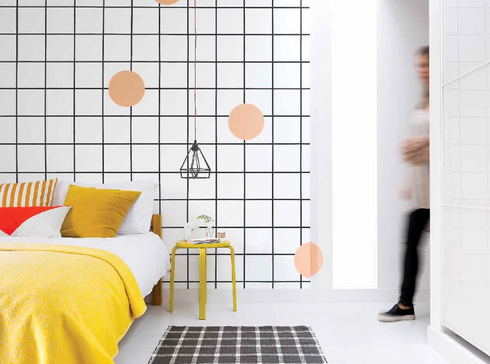 adelaparvu.com Color Trends 2016, The Grid and Letting go Trend from Dulux, Foto ColourFutures (5)