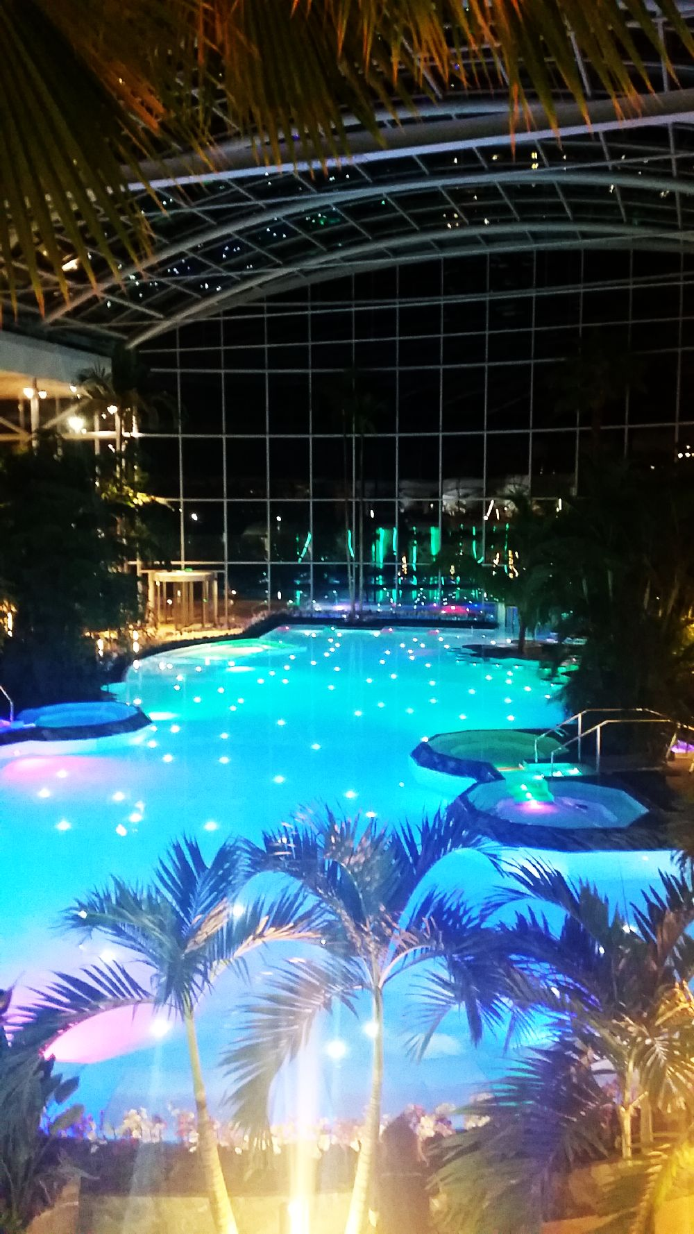 adelaparvu.com despre Therme Bucuresti, zona The Palm (63)
