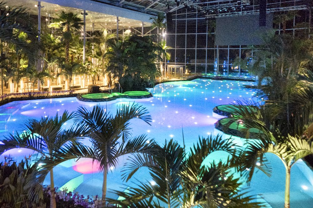 adelaparvu.com despre Therme Bucuresti, zona The Palm (77)
