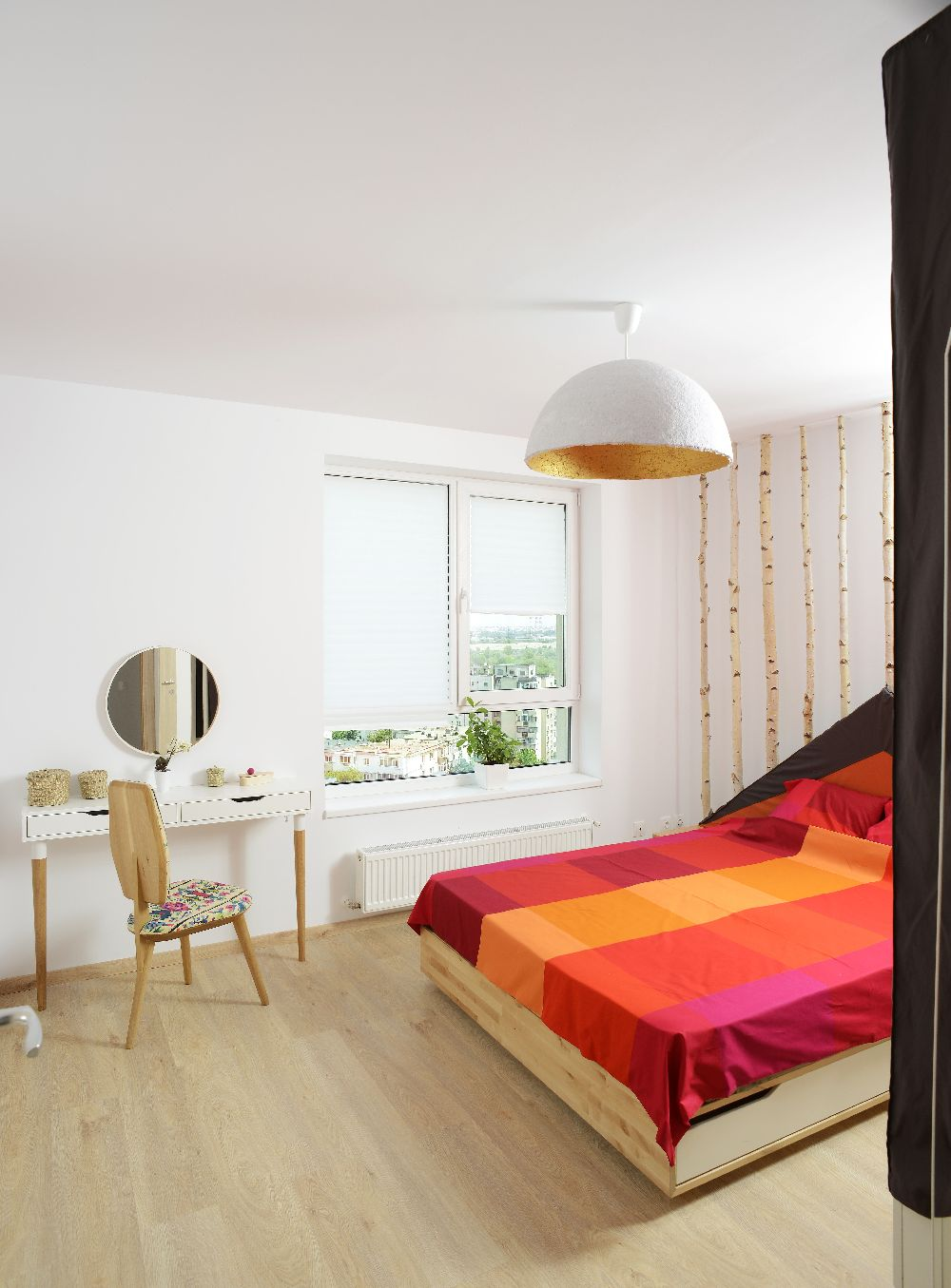 adelaparvu.com despre amenajare apartament 4 camere The Park, designeri Mihnea Ghildus si Marilena Popa (32)