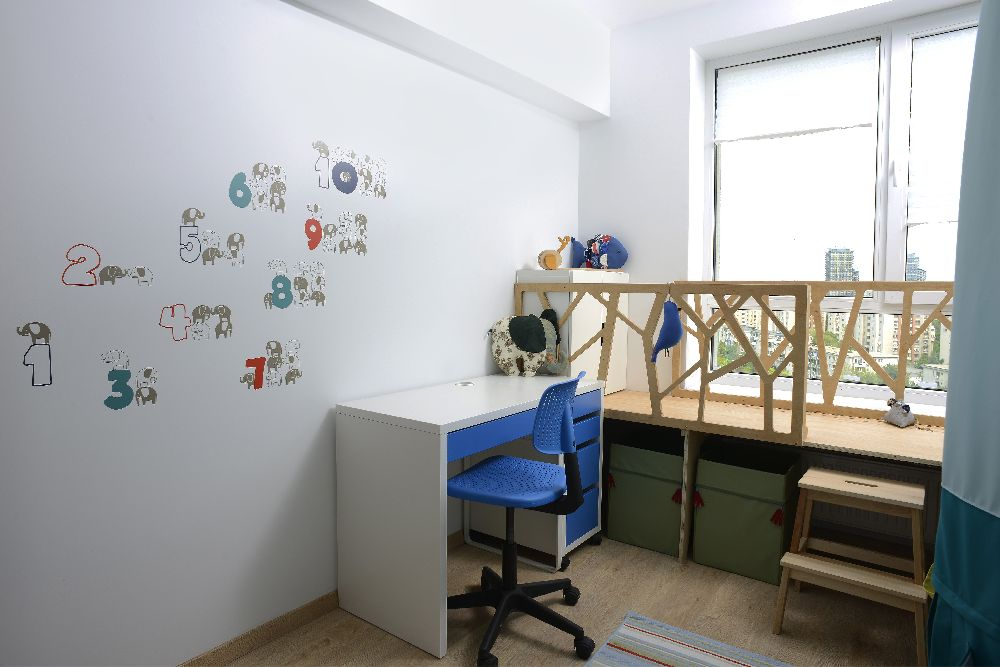 adelaparvu.com despre amenajare apartament 4 camere The Park, designeri Mihnea Ghildus si Marilena Popa (43)