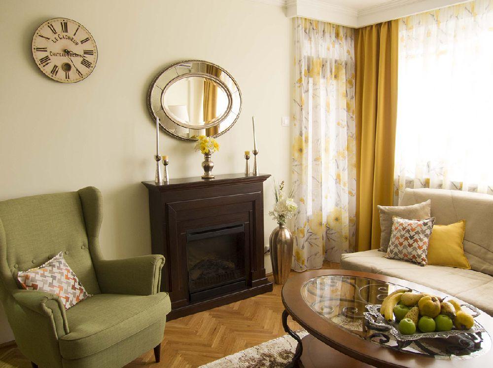 adelaparvu.com despre reamenajare apartament 3 camere Bucuresti, designer Adriana Croveanu (1)