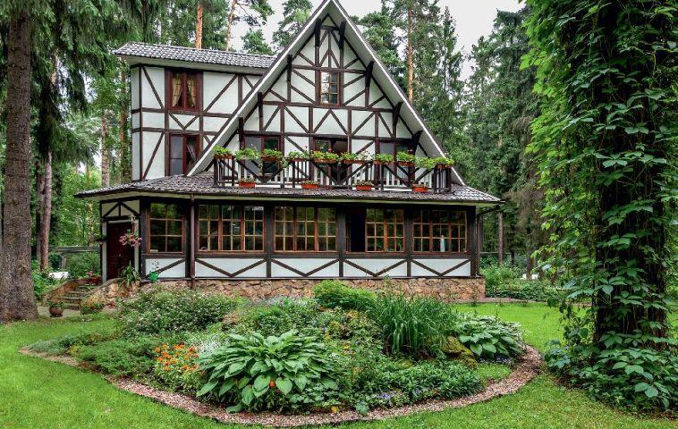 adelaparvu.com despre casa de vacanta rustica Rusia, arhitecti Sergei Zaitsev, Marina Sergeyeva, Foto AD Russia (10)