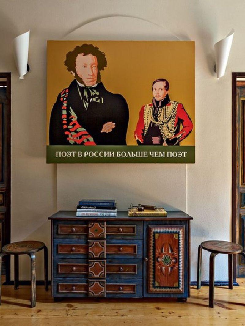 adelaparvu.com despre casa de vacanta rustica Rusia, arhitecti Sergei Zaitsev, Marina Sergeyeva, Foto AD Russia (9)