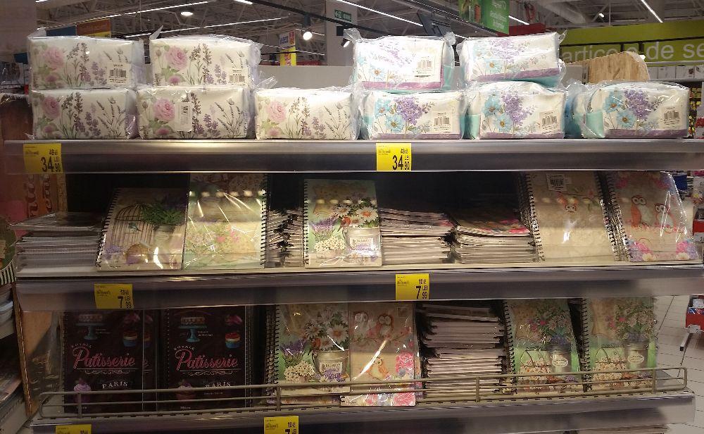 adelaparvu.com despre colectie de obiecte cu lavanda, promotie Carrefour martie 2016 (7)