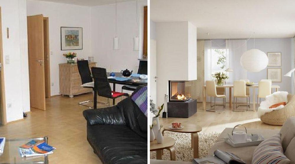 adelaparvu.com despre living frumos modernizat, Foto Heike Schroder (1)