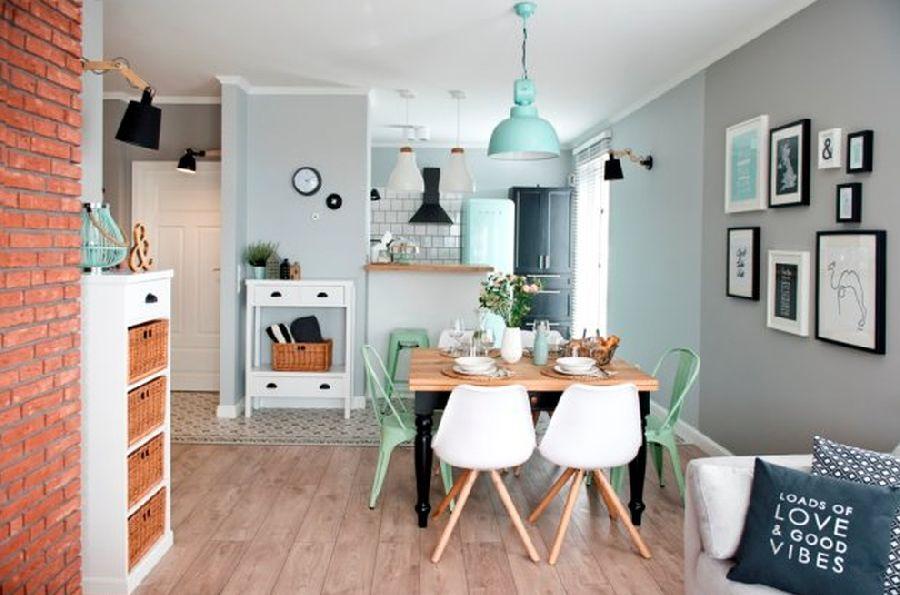 adelaparvu.com despre amenajare apartament 3 camere, 60 mp, design interior Shoko Design (30)