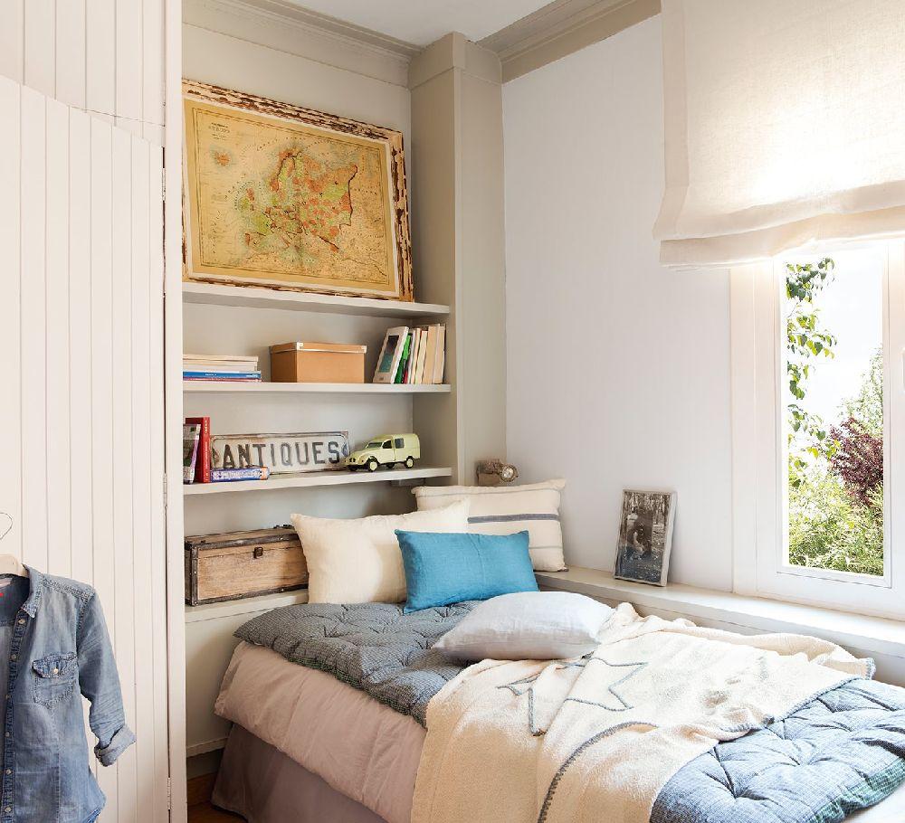 adelaparvu.com despre apartament in stil clasic actual, design interior Cristina Artiach, Foto ElMueble (3)