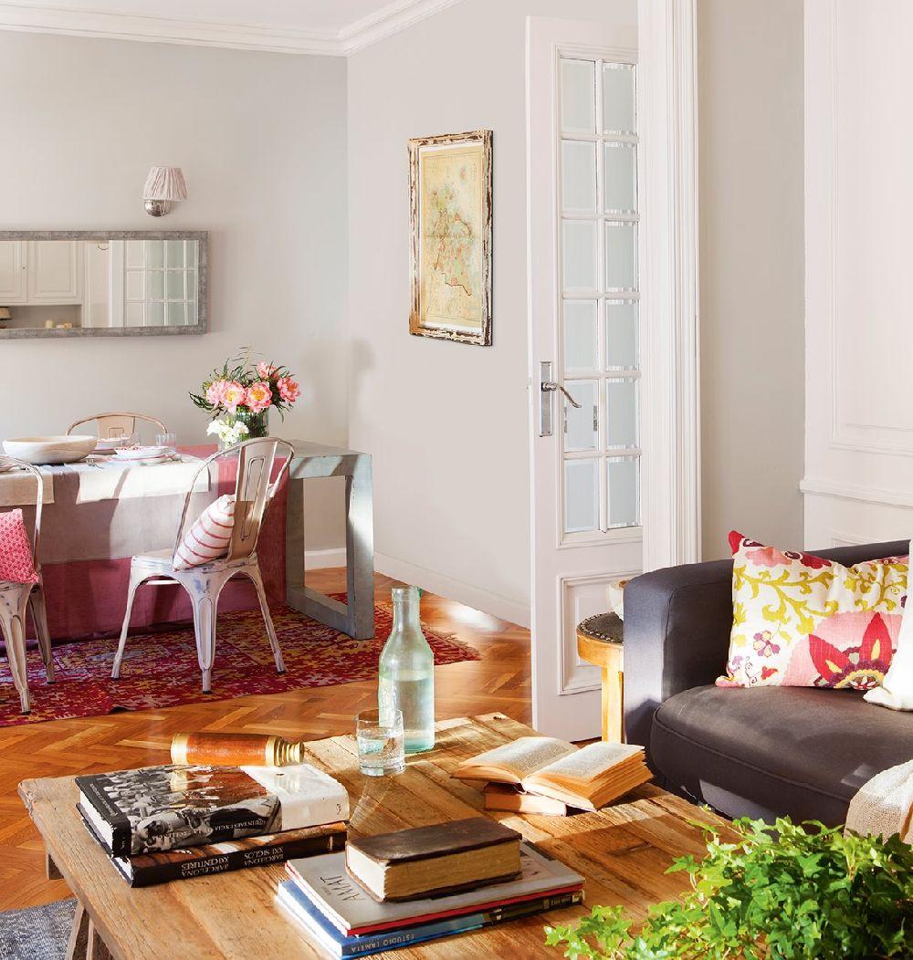adelaparvu.com despre apartament in stil clasic actual, design interior Cristina Artiach, Foto ElMueble (5)