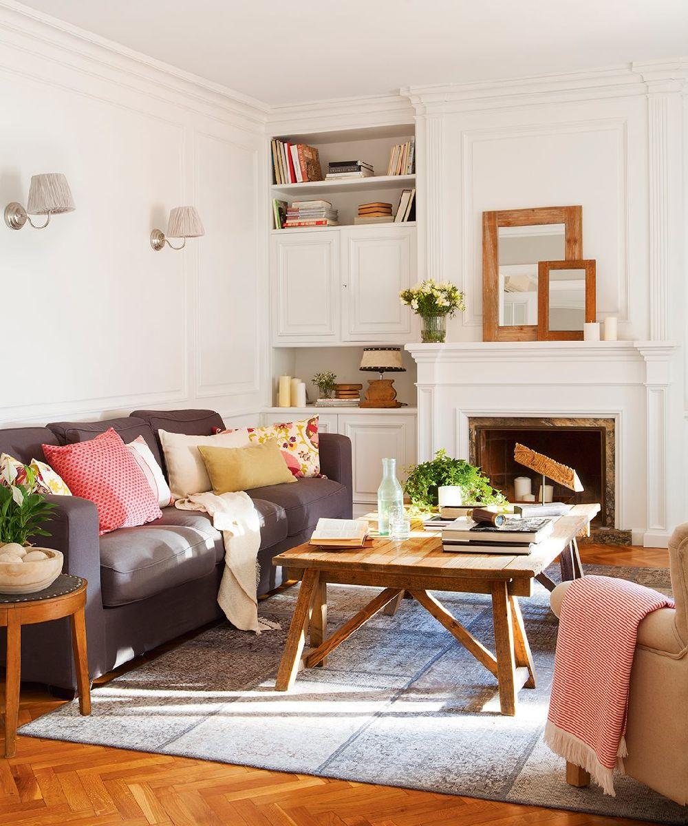 adelaparvu.com despre apartament in stil clasic actual, design interior Cristina Artiach, Foto ElMueble (6)