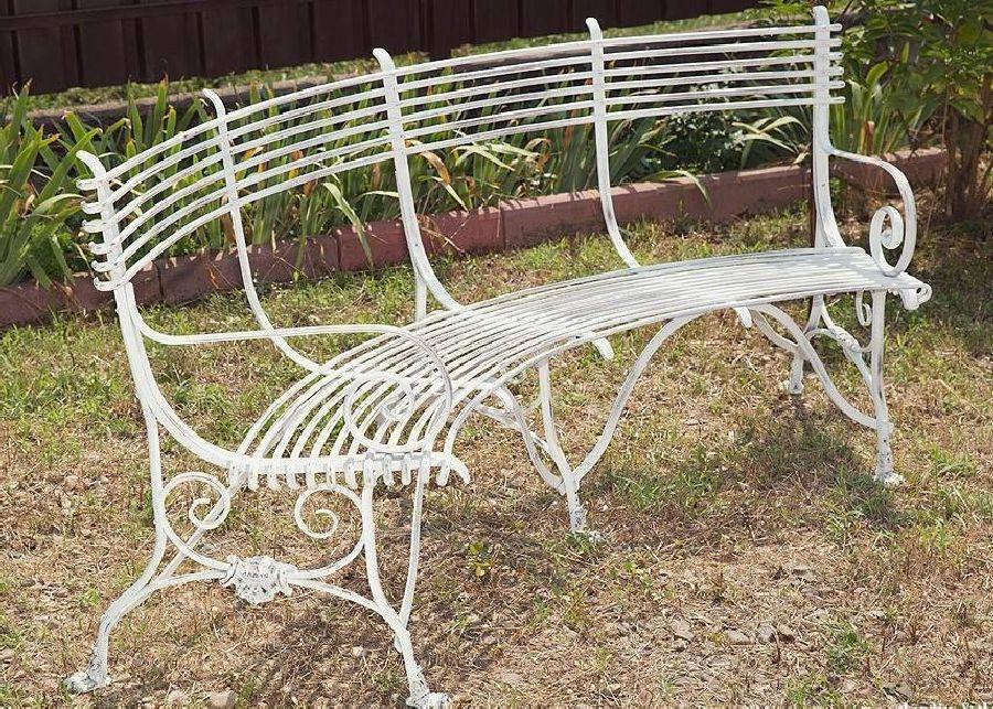 adelaparvu.com despre mobilier si chioscuri gradina, Mobila din Fier, Oradea (1)