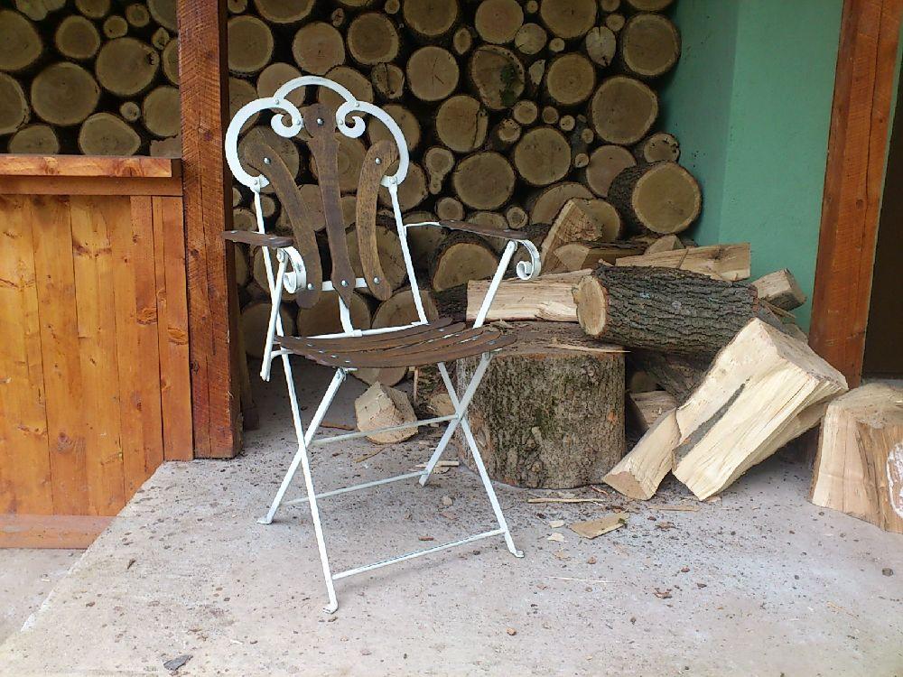 adelaparvu.com despre mobilier si chioscuri gradina, Mobila din Fier, Oradea (7)