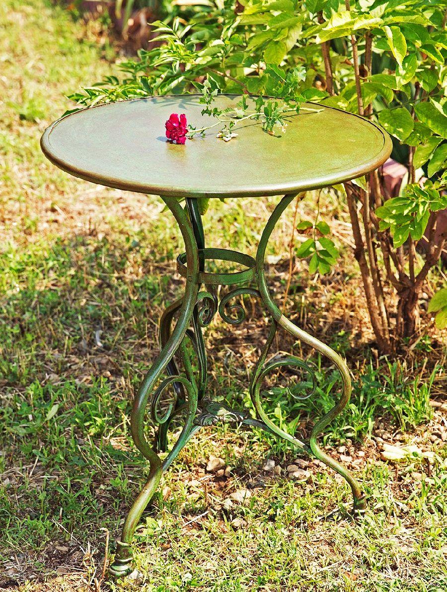 adelaparvu.com despre mobilier si chioscuri gradina, Mobila din Fier, Oradea (9)