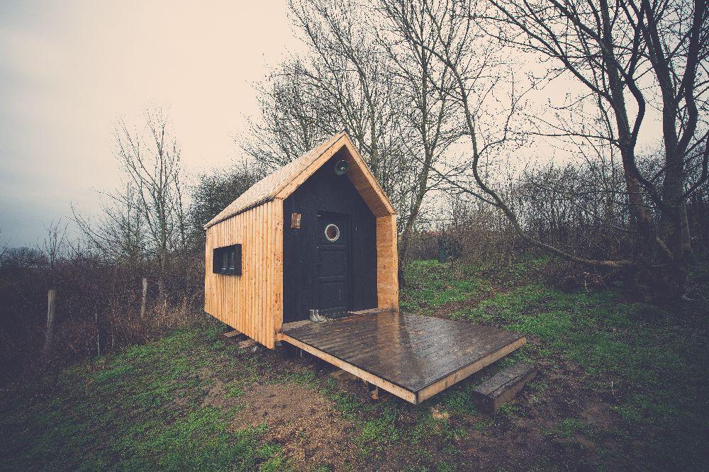adelaparvu.com despre studio din lemn, Casutul, design Stefan Lazar, Ezzo Design, Foto Ezzo Design (37)