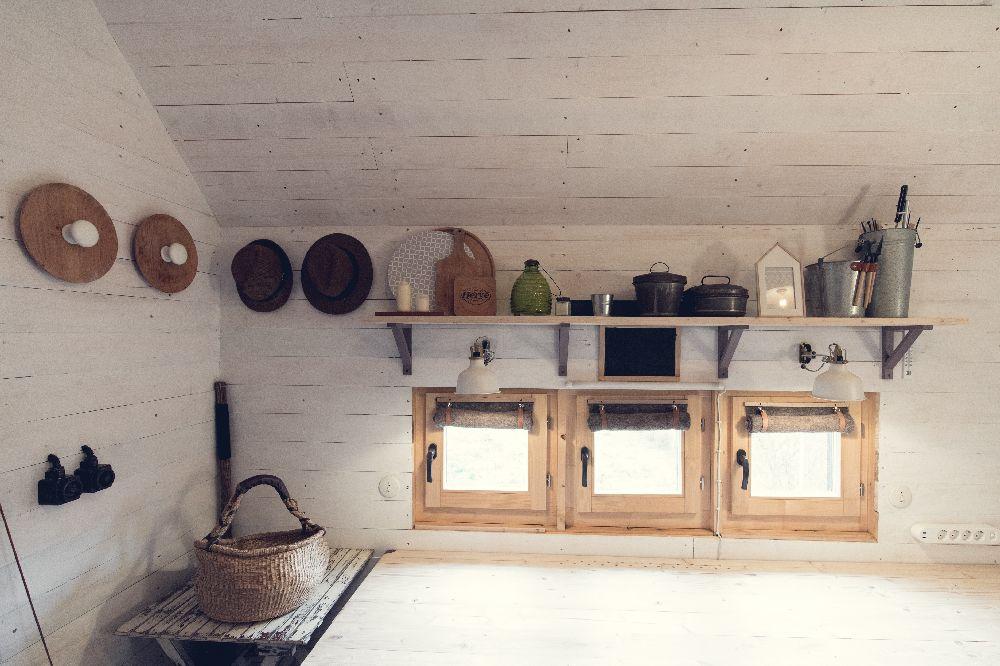 adelaparvu.com despre studio din lemn, Casutul, design Stefan Lazar, Ezzo Design, Foto Ezzo Design (4)