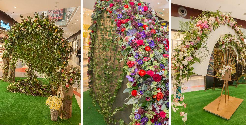 adelaparvu.com despre Floral Expo la Sun Plaza aprilie 2016 (1)