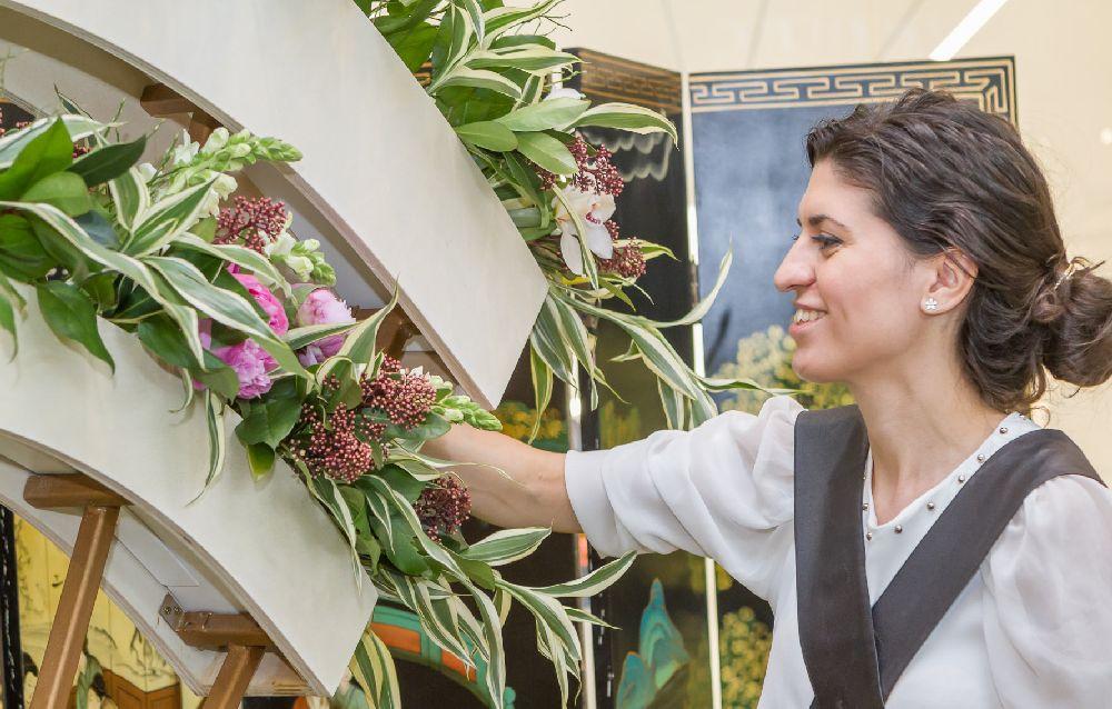 adelaparvu.com despre Floral Expo la Sun Plaza aprilie 2016, design floral Adina Filculescu, EnRose (11)