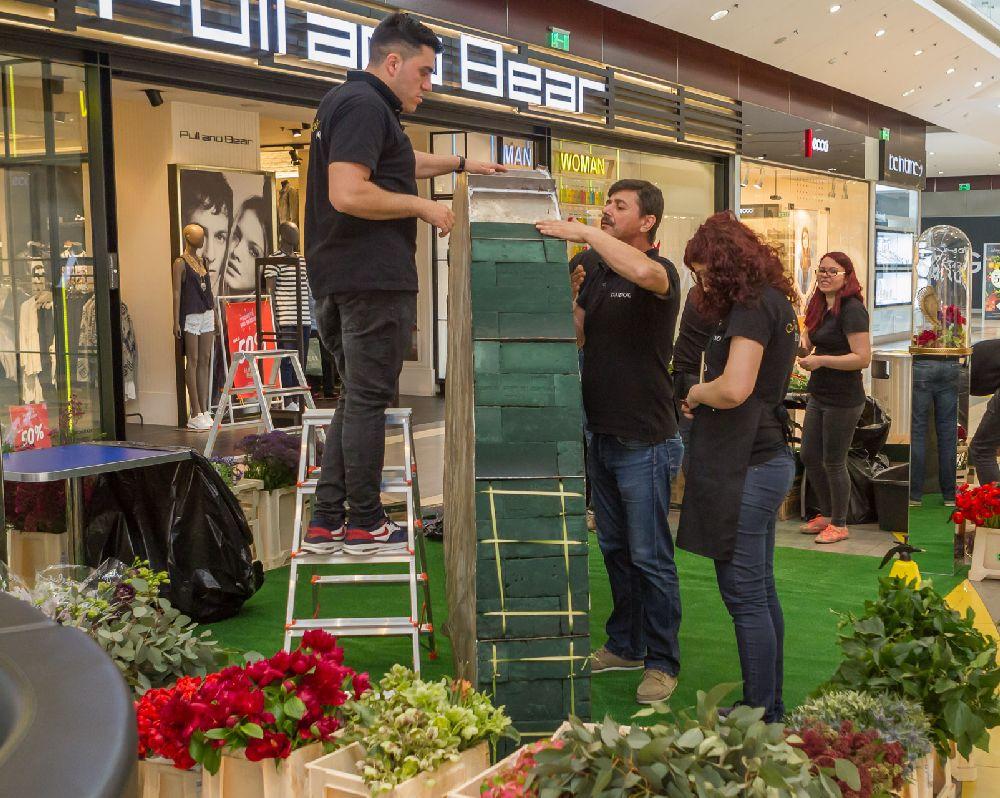 adelaparvu.com despre Floral Expo la Sun Plaza aprilie 2016, design floral Alexandru Dadoo, Maison Dadoo (11)