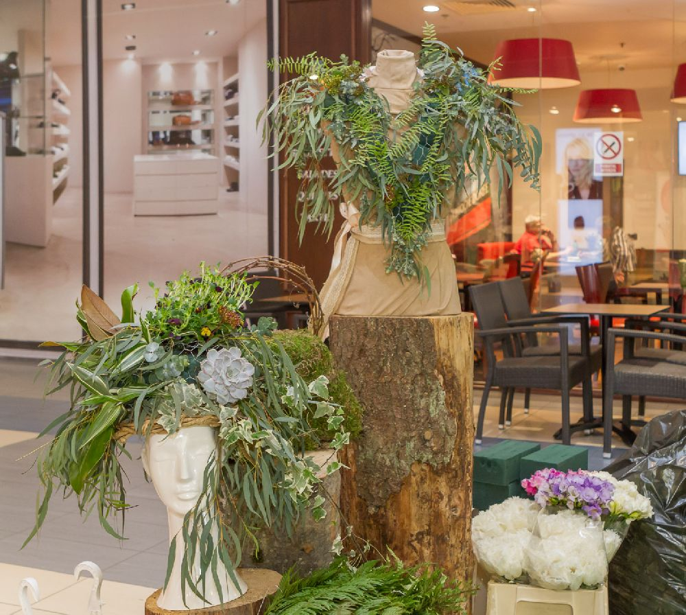 adelaparvu.com despre Floral Expo la Sun Plaza aprilie 2016, design floral Mihaela Gunta, The Wedding Company (4)