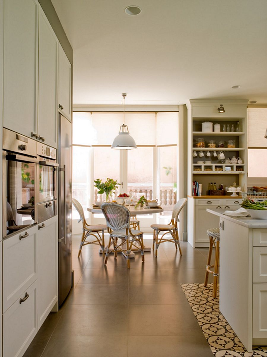adelaparvu.com despre bucatarie in stil provensal, design si executie Deulonder Arquitectura Domestica (2)