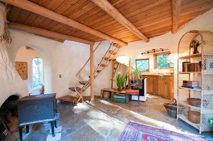 adelaparvu.com despre casa de vacnata din lut, Cob Cottage, canada, design Cobworks si Cob Cottage Company (25)