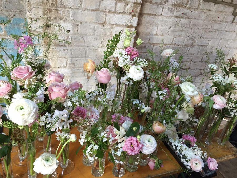adelaparvu.com despre concurs floral Sun Plaza, florist Mihaela Gunta, The Wedding Company (7)