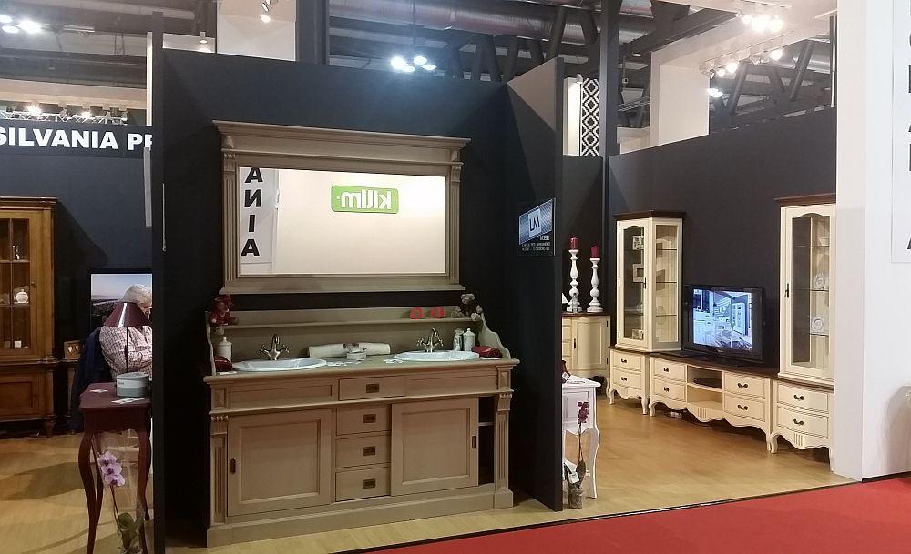 adelaparvu.com despre firme romanesti de mobila la Salone del Mobile Milano 2016, stand Transilvania Production (4)