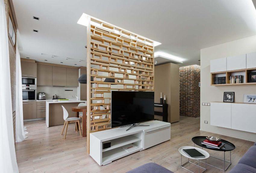 adelaparvu.com despre apartament de 2 camere amenajat modern, designer Eugene Meshcheruk, Foto Tatiana Kovalenko (2)