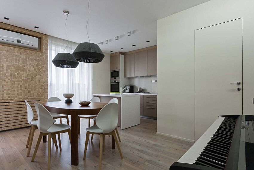 adelaparvu.com despre apartament de 2 camere amenajat modern, designer Eugene Meshcheruk, Foto Tatiana Kovalenko (4)