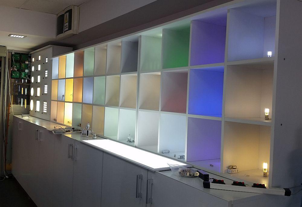 adelaparvu.com despre becuri LED asamblate in Romania, Global Flash Media (9)
