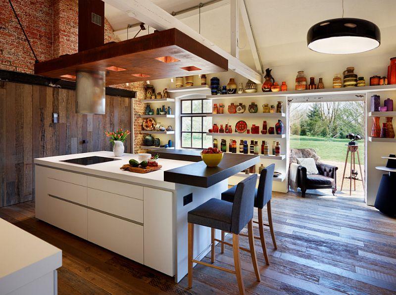 adelaparvu.com despre amenajare actuala, combinatie intre contemporan si rustic, designer Vanessa Weeks, Hobson Choice (2)